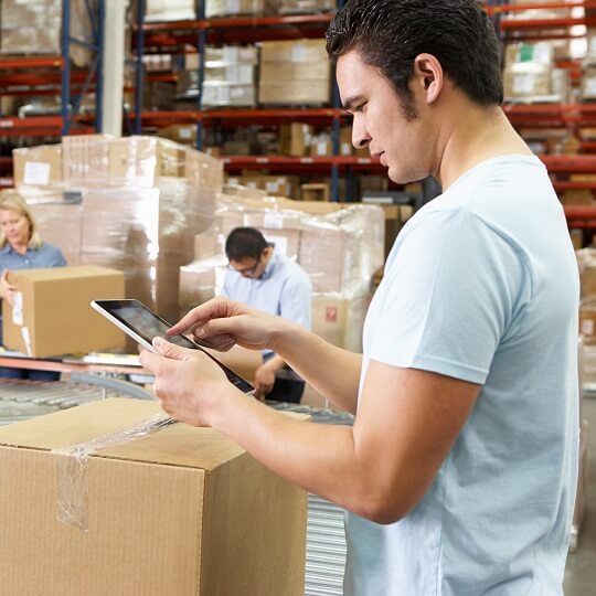 ELPRO Cloud - Temperature Monitoring for a Warehouse