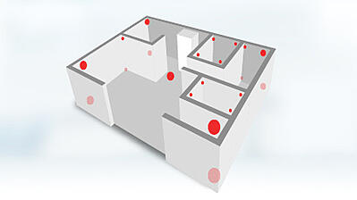 Mapping of a Warehouse aligned with GxP guidelines