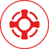 Icon_Data_Safe_red_white_cmyk