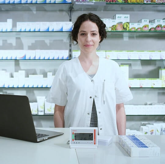 ELPRO Cloud - Temperature Monitoring in a Pharmacy
