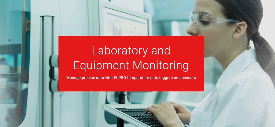 Lab & Equipment Monitoring EN